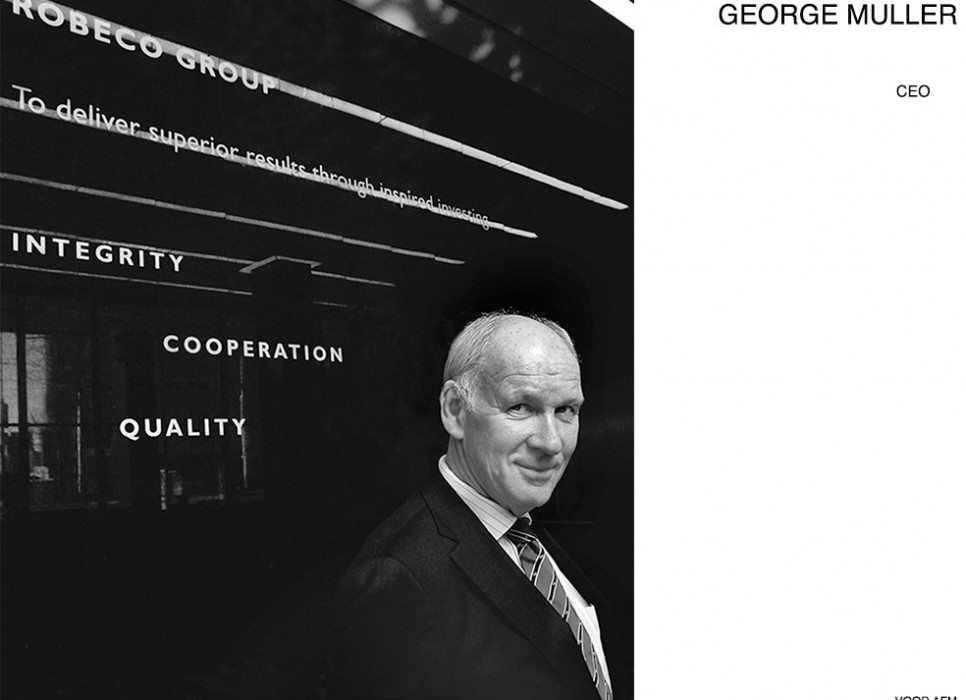 Ceo Robeco George Muller