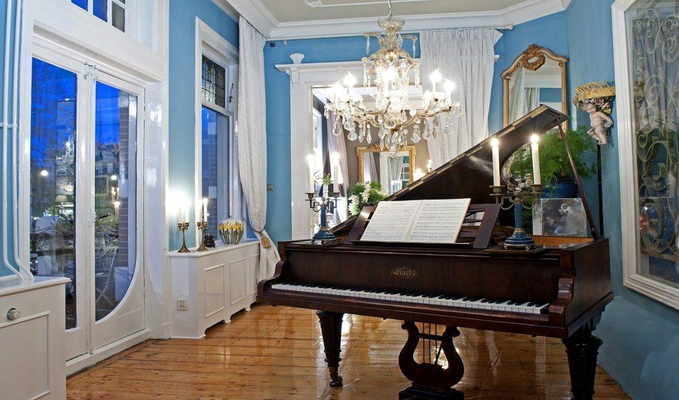 muziekkamer breitner house